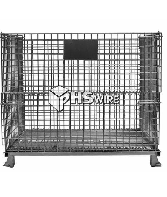 extra large industrial wire container