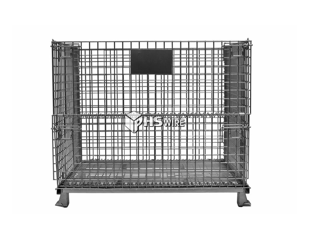 Large Industrial Wire Containers, Wire Baskets | PHS Wire
