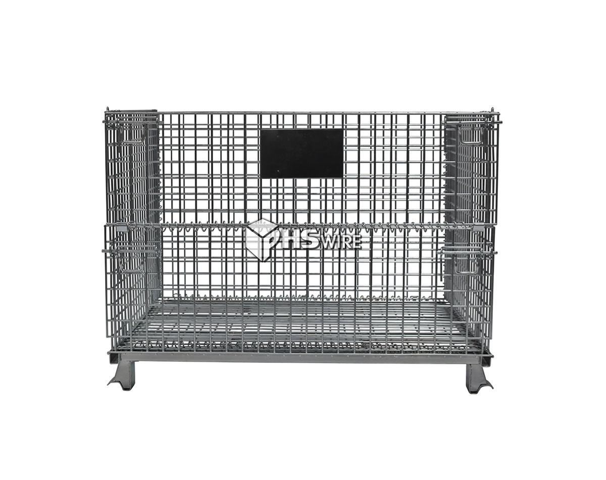 Medium Industrial Wire Containers, Wire Baskets | PHS Wire