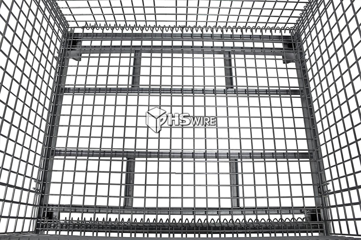 Large Wire Basket Containers | PHS Wire