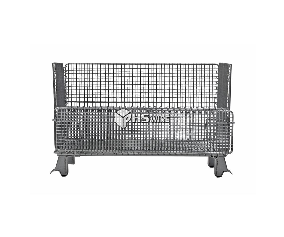 Small Industrial Wire Containers, Wire Baskets | PHS Wire