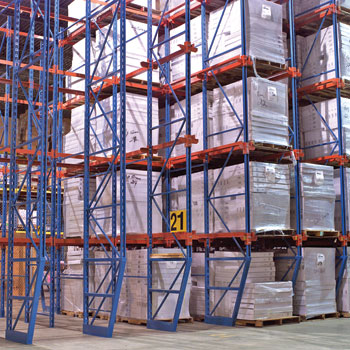 The Comprehensive Guide to Pallet Racking and Warehouse Shelving