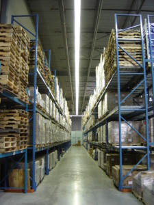 guide to warehouse shelving
