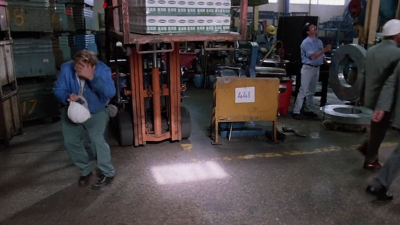 forklifts in tommy boy