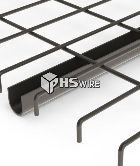 Flush Waterfall Wire Mesh Decking