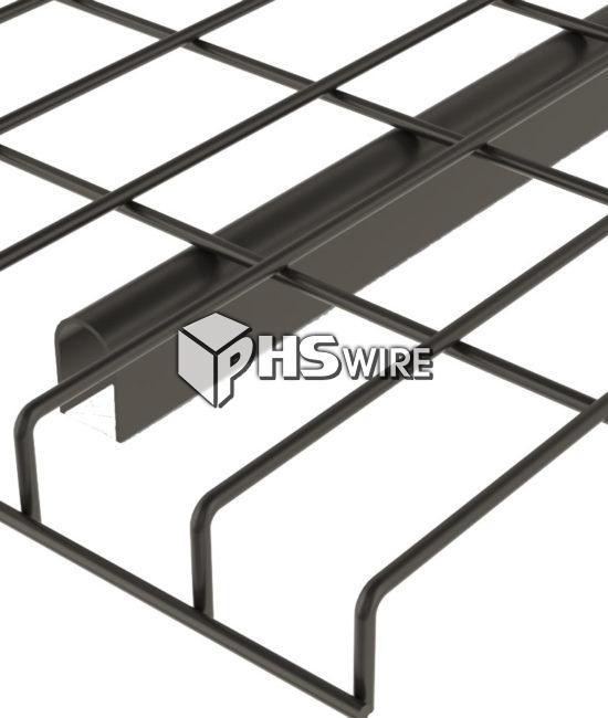 Debris-Resistant Wire Mesh Decking