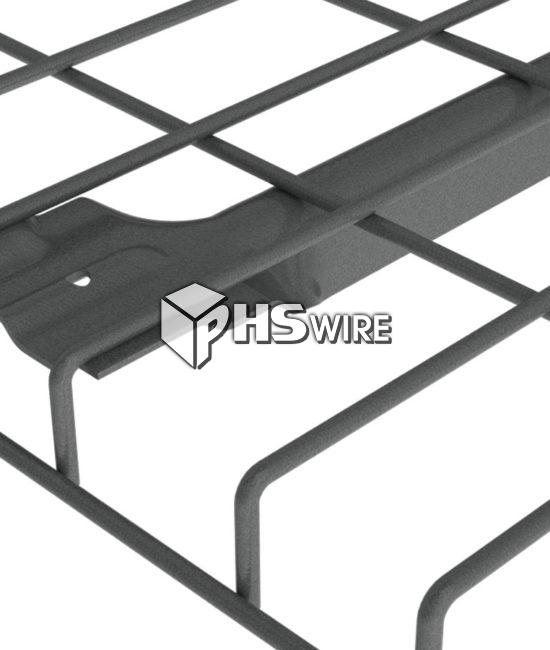 Inverted Flange Wire Mesh Decking