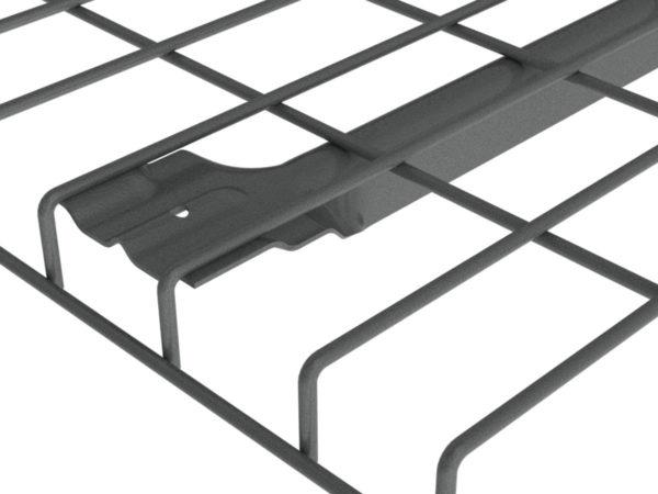 Inverted Flange Wire Mesh Decking