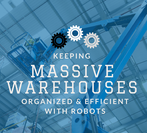 Supply Chain TED Talks: Keeping Massive Warehouses Organized and Efficient with Robots